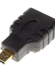 HDMI V1.3 Female to Micro HDMI V1.3 Male Adapter