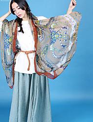Chuxi Kettingdruk Shawl (D97-03)
