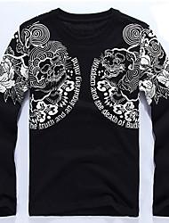 Hombres tatuaje Print T-shirt