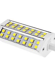 Faretti LED 42 SMD 5050 R7S 9W 780 LM Luce fredda V