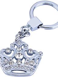 Crown Themed Princess Key Chains