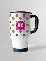Personalized Vehicle-mounted Cup - Dot