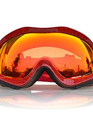 BASTO Snow googgles Fuego Blockhead bastidor anaranjado Sensor Lente Espejo