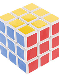 Shengshou® Smooth Speed Cube 3*3*3 Speed / Professional Level Magic Cube White Smooth Sticker Anti-pop / Adjustable spring ABS