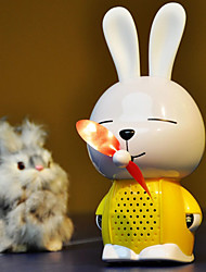 Alilo A1 Estilo lindo conejo de los niños de Inglés de la canción y la historia del jugador de la máquina
