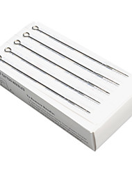100PCS Assorted Professional Sterilized Tattoo Needles