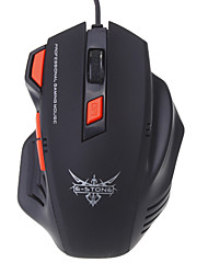 E-Stone EST-X7 Professional Optical Multi-keys Wired USB Gaming Mouse