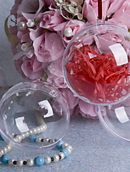Wedding Décor Plastic Transparent Ball for Decoration