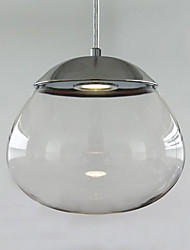 Moderna Globe 1 Pendant Light