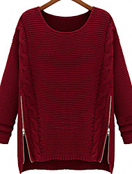 Women's Cape Sleeve Loose Knitwear