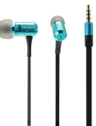Super-Bass In-Ear Earphone With Remote Mic For Mobile Phone
