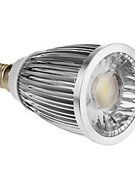 E14 5 W 1 COB 420-450 LM Cool White Spot Lights AC 85-265 V