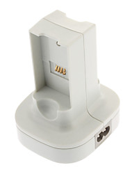 Battery Charger Dock for Xbox360 Wireless Controller(White)
