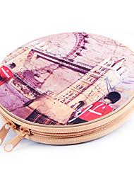 Modernes Attractions touristiques fer anglais CD Case (24pcs)