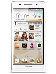 """p6 huawei 4.7 """"androide 4.2 Smartphone 3G (quad core de 1.5GHz, cámara dual, 2gb ram, 8gb rom, wifi)"""