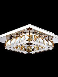 Montage de Flujo ,  Moderno / Contemporáneo Galvanizado Característica for LED Metal Dormitorio Comedor Hall