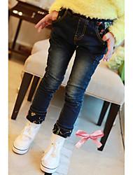 Velo Dentro Jeans da menina