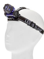 6617 LED mono-mode Phare (3xAAA, Bleu)
