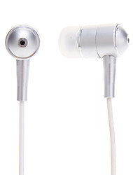New Super Bass Headphone 3.5mm In Ear Secure Fit Metallic for iPhone 6/iPhone 6 Plus