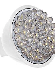 Spot Blanc Froid GU5.3 2 W 39 160-180 LM 6000 K AC 100-240 V