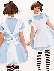 Halloween / Carnaval Uniformes - Disfraces - Vestido / Delantal / Para la Cabeza -