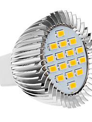 5W 16 SMD 5630 420-450 LM Тёплый белый Точечное LED освещение AC 220-240 V