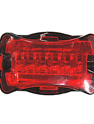 5 LED 6 Mode Butterfly Bike Safety Warning Light with Mount