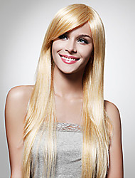 COLORONE Extra Long Straight Light Blonde Hair Wig FC115911