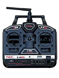 Top RC Hobby 6CH Radio Transmitter (einschließlich der 6-Kanal-Receiver)