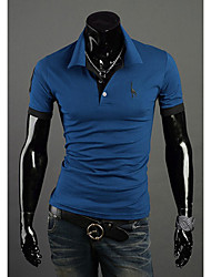 Men's T-Shirts , Cotton Casual MRR