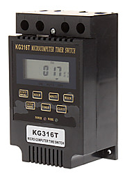 KG316T Micro-computer Time Switch AC110V