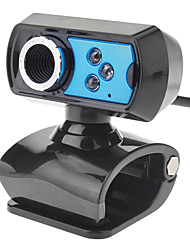 Chocolat G2400 2.0 Méga Pixels Webcam USB