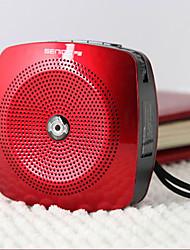 SENIC SN-K510 Speaker Portátil Mini elegante com microfone e carregador