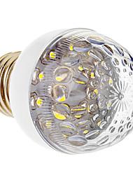 E26/E27 1W 20 100 LM Холодный белый Круглые LED лампы AC 220-240 V