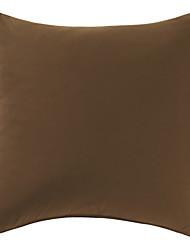 """18 """"Solid polyester coussin décoratif classique avec insert"""