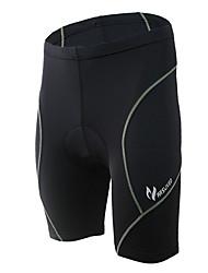 Arsuxeo® Gepolsterte Fahrradshorts Herrn Fahhrad Atmungsaktiv / Rasche Trocknung / 3D Pad Shorts/Laufshorts / Gepolsterte Shorts / Unten