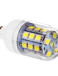 4W G9 LED Corn Lights T 30 SMD 5050 450 lm Cool White AC 220-240 V