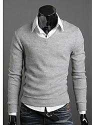 Men's T-Shirts , Knitwear LEEBIN