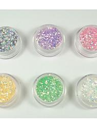 BK Glitter Nail Art Decoration