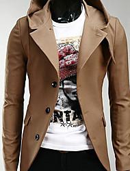 Corée du costume à capuche de style pour hommes