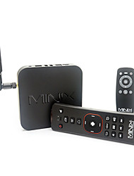 MINIX NEO X7 Quad-Core Android 4.2.2 Google TV Player avec A2 Air Mouse (2 Go de RAM, 16 Go ROM, IPTV)