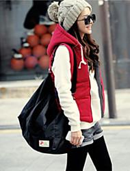 Women's Hoodie Vest Coat