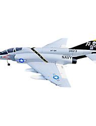 Lan Xiang F4 12CH 70 millimetri EDF RC JET aereo RTF Grigio