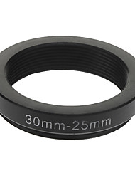 Filtres MASSA Camera Lens Step Down anneau 30mm-25mm adaptateur