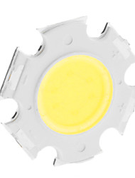 DIY 3W 250-300LM 300mA 5500-6000K Cool White Light Integrated LED Module (9-11V)