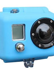 Funda de Silicona para GoPro HD Hero2 - Baby blue