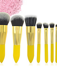 8pcs Makeup Brushes Set Synthetic Hair Face / Lip / Eye