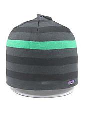Chapéu de lã colorida Nacional de malha