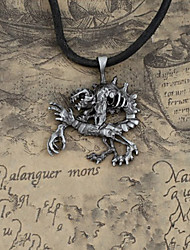 Ghoul Monster Alloy Gothic Lolita Necklace