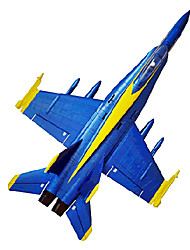 Top Hobby RC F18 4CH EPO RC Airplane RTF (blu)